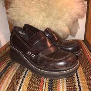 Amazing 🤩 Retro 90s 2000 vintage platform loafer